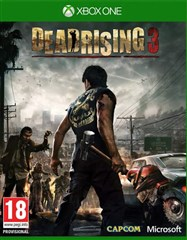 کارکرده بازی DEAD RISING 3  FOR XBOX ONE