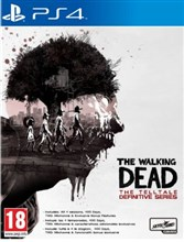 بازی The Walking Dead The Telltale Definitive Series  برای PS4