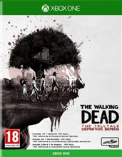 بازی The Walking Dead The Telltale Definitive Series برای XONE