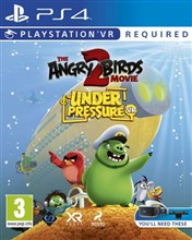 بازی The Angry Birds Movie 2 VR  Under Pressure برای PS4