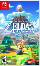 بازی The Legend of Zelda Links Awakening برای Nintendo Switch
