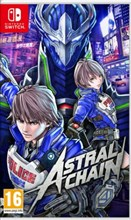 بازی Astral Chain برای Nintendo Switch