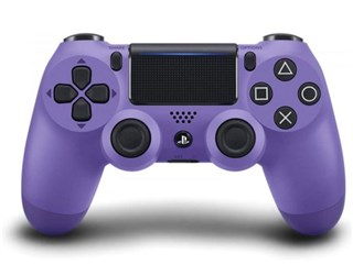 دسته بازی PS4 مدل Sony DualShock 4 Wireless Controller Electric Purple
