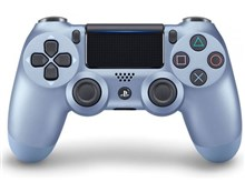 دسته بازی PS4 مدل Sony DualShock 4 Wireless ControllerTitanium Blue
