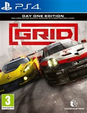 بازی GRID  Day One Edition برای PS4