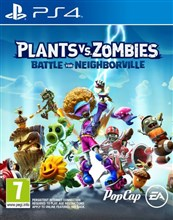 بازی Plants vs Zombies Battle for Neighborville برای PS4