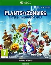 بازی Plants vs Zombies Battle for Neighborville برای XBOX ONE