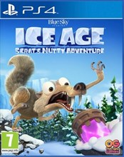 بازی ICE AGE SCRATS NUTTY ADVENTURE برای PS4
