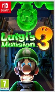 بازی Luigis Mansion 3 برای Nintendo Switch