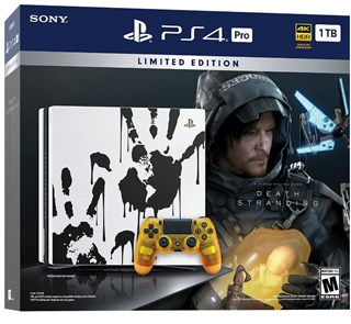 کنسول بازی باندل Ps4 Pro 1TB Limited Edition Console Death Stranding
