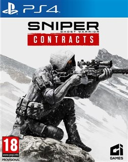 بازی Sniper Ghost Warrior Contracts  برای PS4