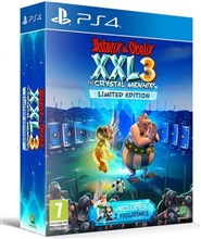 نسخه لیمیتد ادیشن Asterix  Obelix XXL3 The Crystal Menhir برای PS4