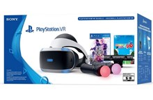پک PlayStation VR Mega Blood - Truth Everybodys Golf Bundle