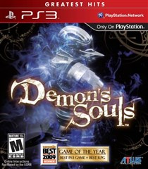 بازی Demons Souls Greatest Hits برای PS3