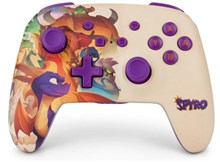 دسته بازی Nintendo Switch مدل Spyro Edition PowerA
