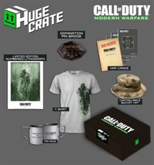 پک کلکسیونی Call Of Duty Modern Warfare Huge Crate