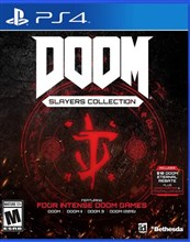 ریجن آل بازی Doom Slayers Collection برای PS4