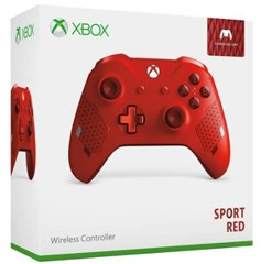 دسته بازی Xbox Wireless Controller Sport Red Special Edition