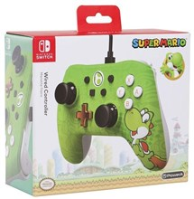 دسته بازی Nintendo Switch مدل سیمدار Yoshi PowerA