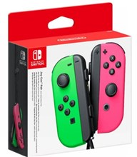 دسته بازی سوییچ NINTENDO SWITCH JOY CON CONTROLLER Pink Green