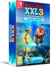نسخه لیمیتد ادیشن Asterix Obelix XXL3 The Crystal Menhir برای N-Swich