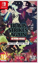بازی Travis Strikes Again No More Heroes برای Nintendo Switch