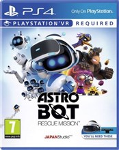 بازی Astro Bot Rescue Mission برای PS VR