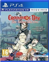 بازی Groundhog Day Like Father Like Son  برای PS4 PS VR
