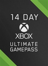 گیم پس تریال آلتیمیت  Xbox Game Pass Ultimate 14 Days
