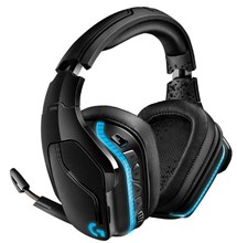 هدست گیمینگ مخصوص بازی Logitech G935 DTSX Surround Sound  Gaming Headset