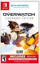 نسخه دیجیتال بازی Overwatch Legendary Edition - Nintendo Switch