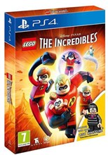 بازی LEGO The Incredibles Mini Figure Edition برای PS4