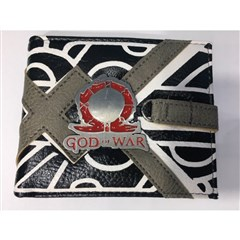 کیف پول طرح God of War Metallic Wallet