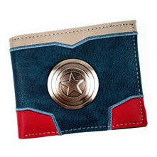 کیف پول طرح MARVEL CAPTAIN AMERICA Wallet