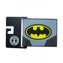 کیف پول طرح The Batman Wallet DC Comics 2