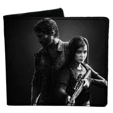 کیف پول طرح  The Last Of Us - wallet