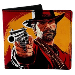 کیف پول طرح Red Dead Redemption 2 - wallet
