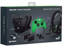 پکیج لوازم Sparkfox Xbox One Player Pack 6 in 1 Gaming Bundle