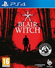 بازی Blair Witch برای PS4