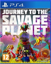 بازی Journey to the Savage Planet برای PS4