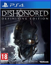 بازی Dishonored Definitive Edition  برای  PS4
