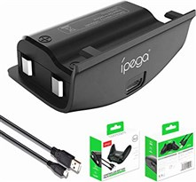 باطری و کابل شارژ IPEGA Controller Battery Pack XBOX ONE