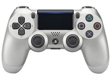 دسته بازی PS4 نقره ای DualShock 4 Silver New Series
