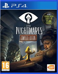 ریجن آل نسخه  Complete Edition بازی Little Nightmares برای PS4