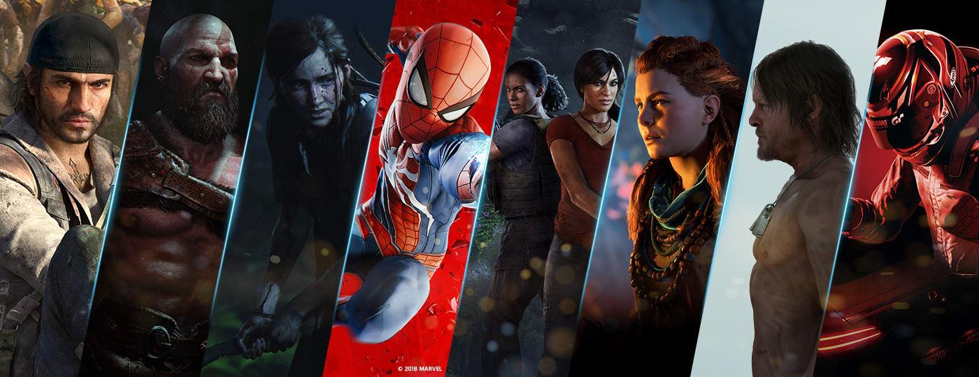 بازی PS4